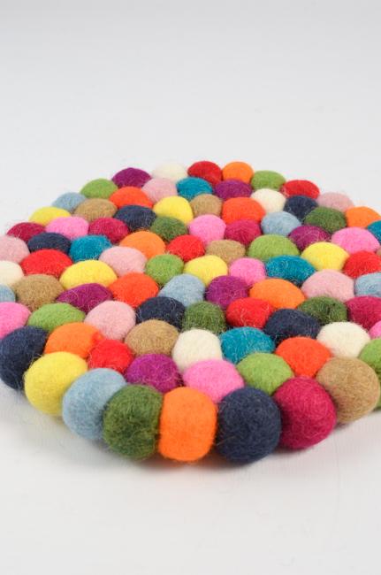 rond multicolor