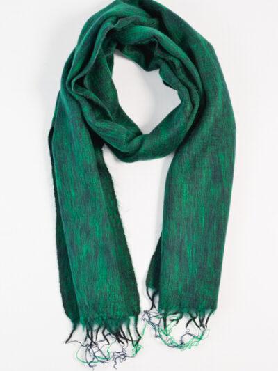 kleine sjaal green