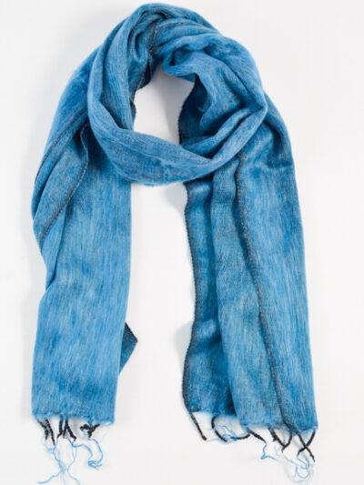 kleine sjaal azur