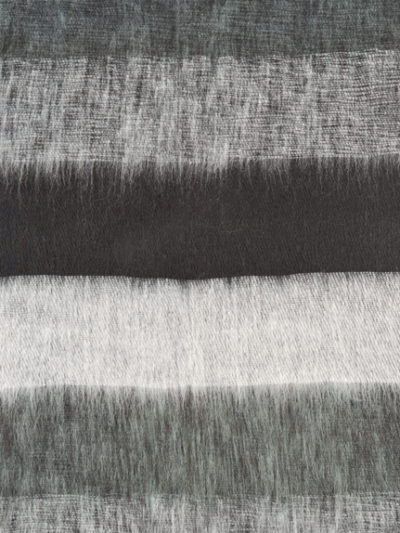 kleine sjaal charcoal gray