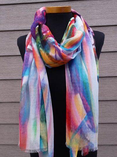 Bamboe sjaal Libelle