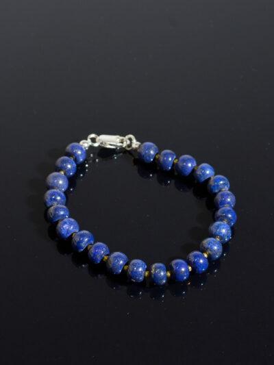 Lapiz Lazuli armband Maya